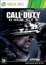 Игра Call of Duty. Ghosts Xbox 360