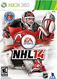 NHL 14 Xbox 360. The game